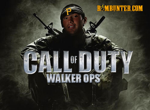Neal Walker. Call of Duty.