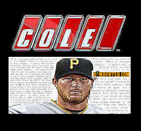 Gerrit Cole is ranked number one by Baseball Prospectus