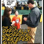 Pirates owner Bob Nutting signs autographs for confused youngsters at PirateFest