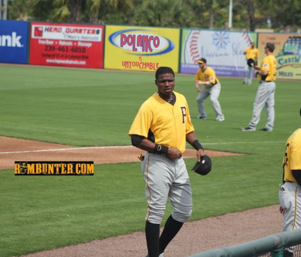 Gregory Polanco tops MLB Draft Insider's top Pittsburgh Pirates list