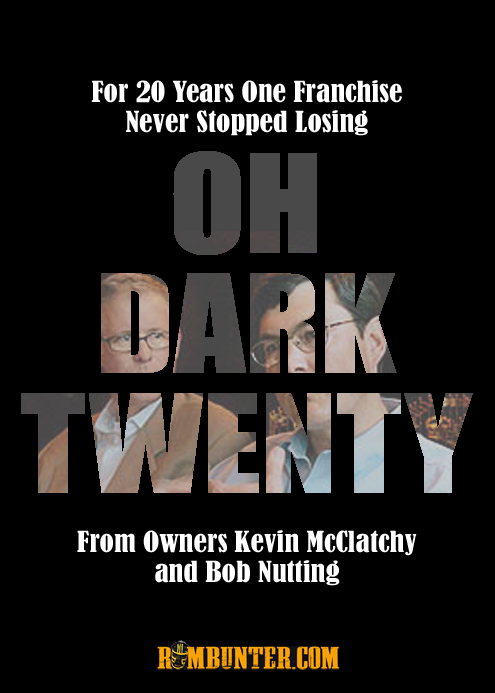 Oh Dark Twenty--The Pittsburgh Pirates 20 year manhunt