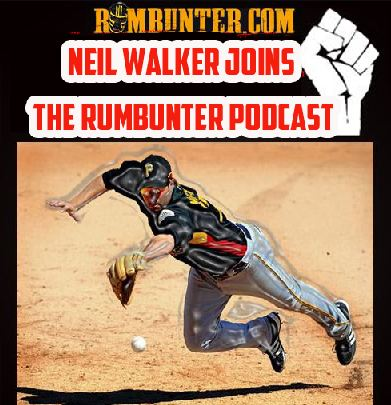 Pirates second baseman Neil Walker joined us on the Rumbunter podcast