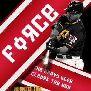 Pedro Alvarez. The Force.
