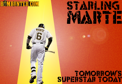 Starling Marte will be a key in 2014 for the Pirates who look for more offensive consistency.