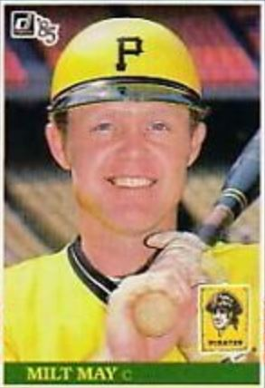 Milt May was the hitting coach when Barry Bonds was a Pirates phenom.