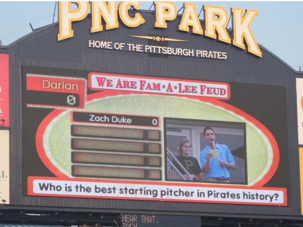 Greatest Pirates pitcher is....?