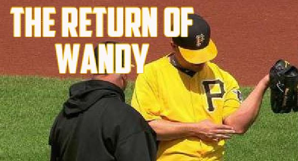 The healthy return of Wandy Rodriguez is big news for the Pittsburgh Pirates.