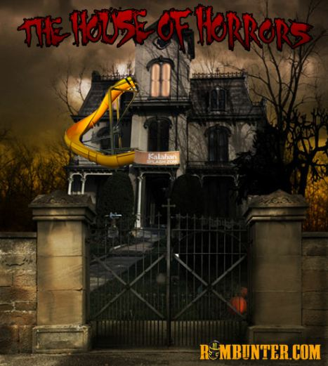 The House of Horrors took another one from the Pirates