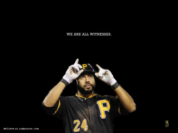The 2014 Pedro Alvarez Home Run Tracker