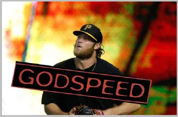 Gerrit Cole, Godspeed and Good Luck
