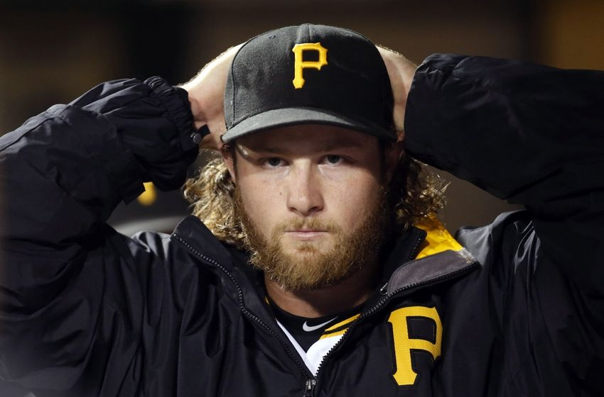Gerrit Cole Pirates Playoffs Pittsburgh Pirates Rotation