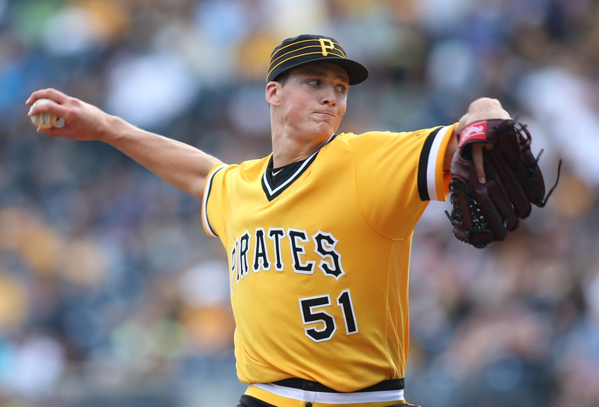 Pittsburgh Pirates Set Their Rotation For Final Series Of The Season