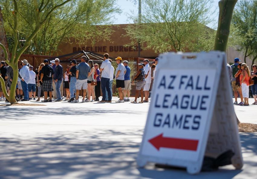 Pittsburgh Pirates Arizona Fall League Final Update