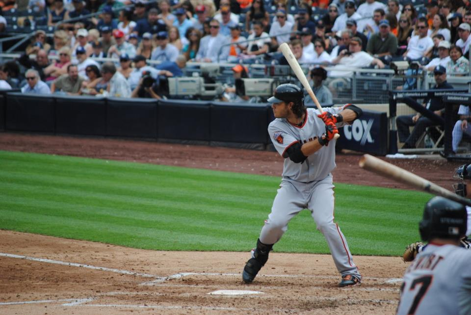San Francisco Giants' brandon Crawford