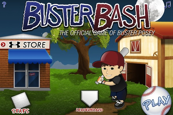 buster posey mobile game