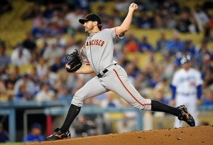 Barry Zito and Giants Eliminated Dodgers from Playoff Potential