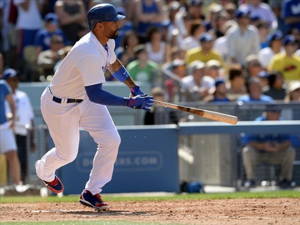 Matt Kemp; Los Angeles Dodgers