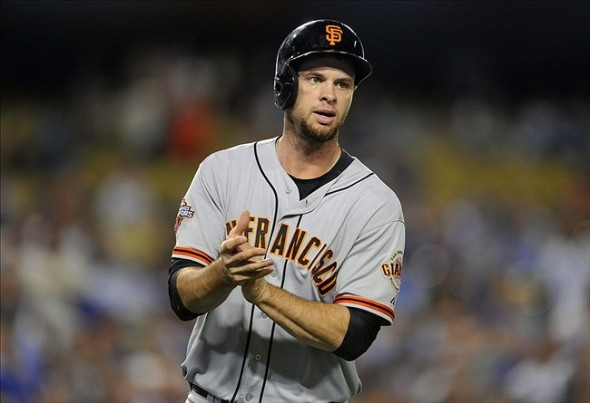 Brandon Belt Homers in Loss to Dodgers
