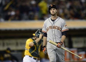 Brandon Belt is greater than Brett Pill