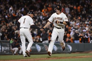 Brandon Belt is just better than Brett Pill