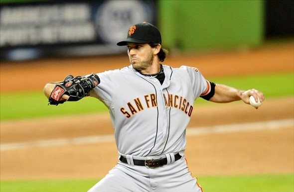 Barry Zito, forever a Giant