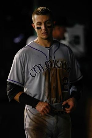 Tulo is the frontrunner for NL MVP thus far. Photo Credit: Kevin Jairaj-USA TODAY Sports