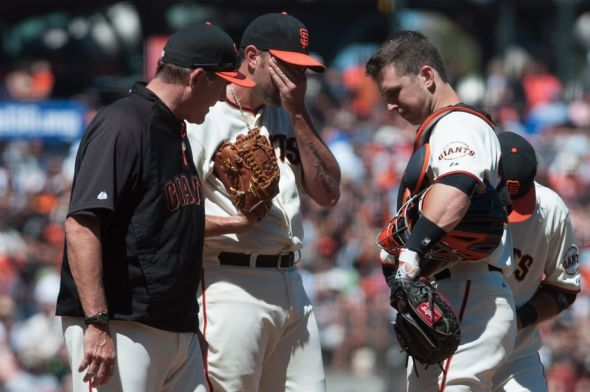 Dave Righetti, San Francisco Giants, Buster Posey
