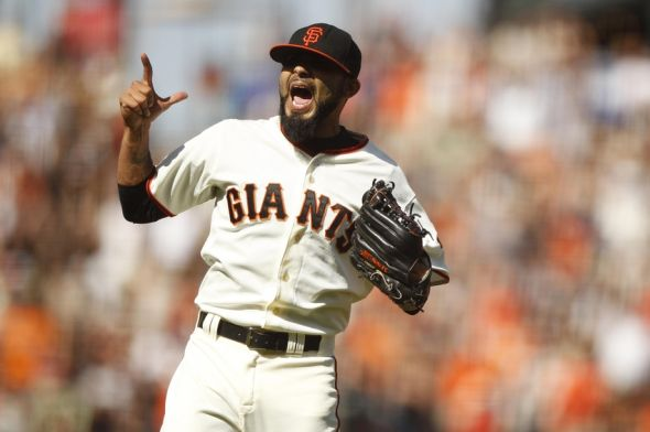 Sergio Romo loses closer role