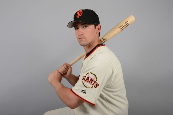 Andrew Susac called up to San Francisco Giants