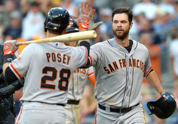 Brandon Belt returns from concussion disabled list