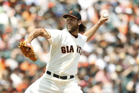 Madison Bumgarner flirted with perfect game