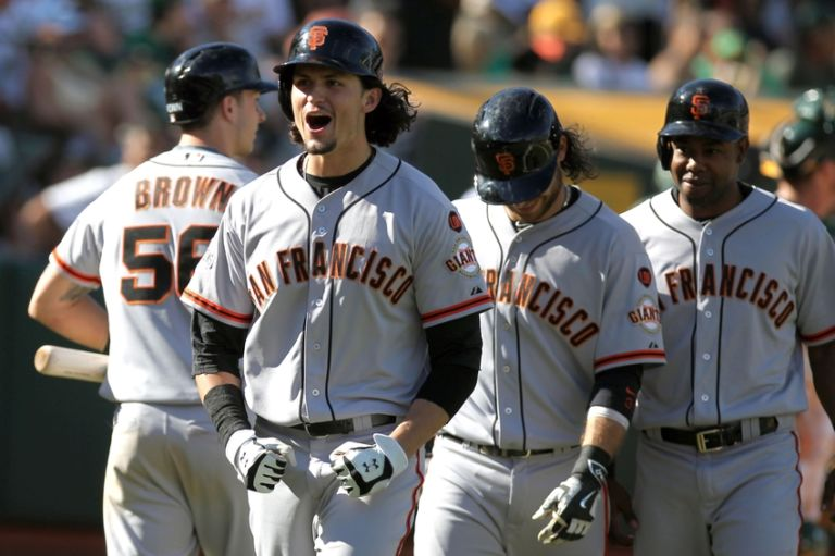 Jarrett-parker-mlb-san-francisco-giants-oakland-athletics-768x511