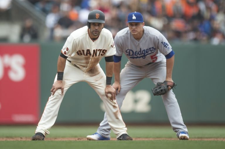 Corey-seager-angel-pagan-mlb-los-angeles-dodgers-san-francisco-giants-768x511