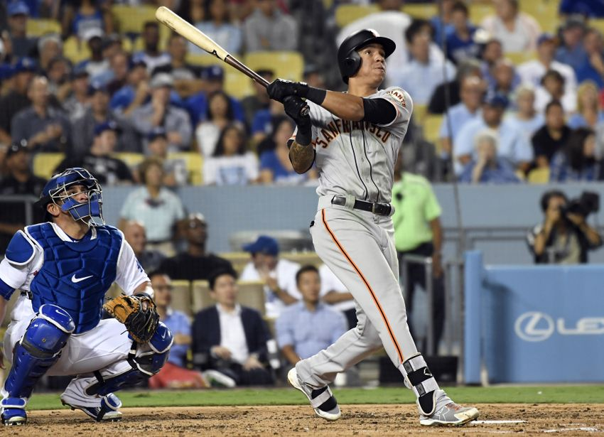 9556742-ehire-adrianza-mlb-san-francisco-giants-los-angeles-dodgers