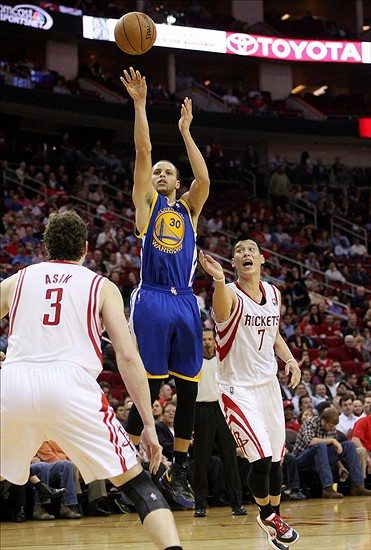 NBA All-Star 2013: Curry To Take Part in Three Point ...