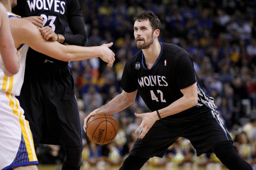 Golden State Warriors: Ideal Kevin Love Fake Trades