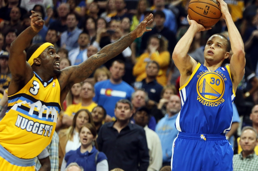 Quick and Deadly: Analyzing Stephen Curry's Shot