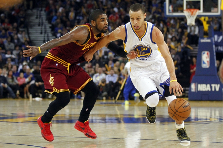 NBA Finals Preview: Stephen Curry vs. Kyrie Irving