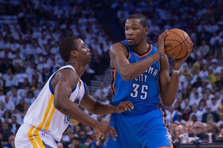Kevin-durant-harrison-barnes-nba-oklahoma-city-thunder-golden-state-warriors-1-768x0