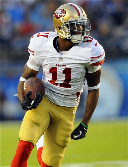 Quinton Patton Why 49ers Wr Could Be An X Factor Vs Seahawks