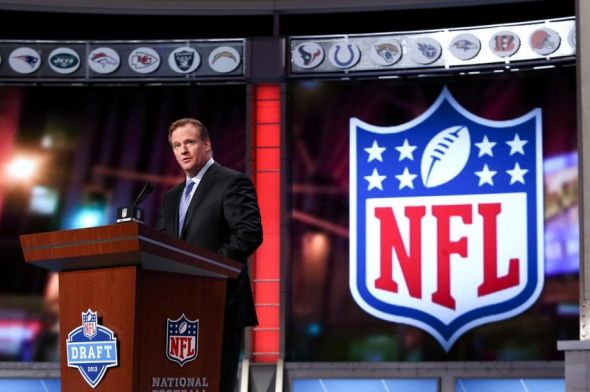 NFL Draft Live Online. Mandatory Credit: Debby Wong-USA TODAY Sports