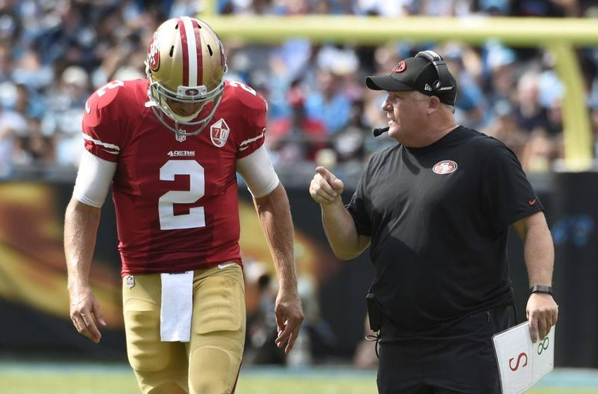 61364a15b1d The San Francisco 49ers now sit at 1-1 after dropping their Week 2 contest  46-27 to the Carolina Panthers. What does this loss tell us about the  Niners ...
