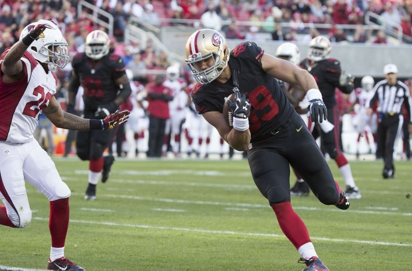 709ab7594 The San Francisco 49ers need to exploit these five primary weaknesses the  Arizona Cardinals have if the Niners want to pull off a Week 5 upset at  Levi s ...