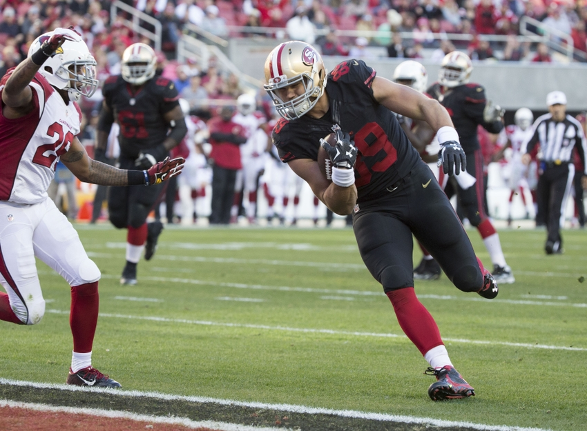 Cardinals capitalize on 49ers mistakes to win 33-21