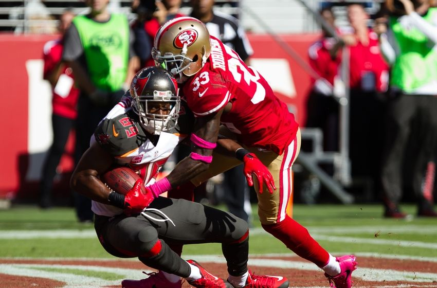 d8365895e The San Francisco 49ers dropped their sixth game of the season after  falling to the Tampa Bay Buccaneers 34-17. Niner Noise recaps this Week 7  disaster and ...