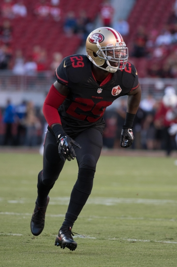 uk availability 55a14 f65fa How the San Francisco 49ers Replace Veteran Safety Eric Reid ...