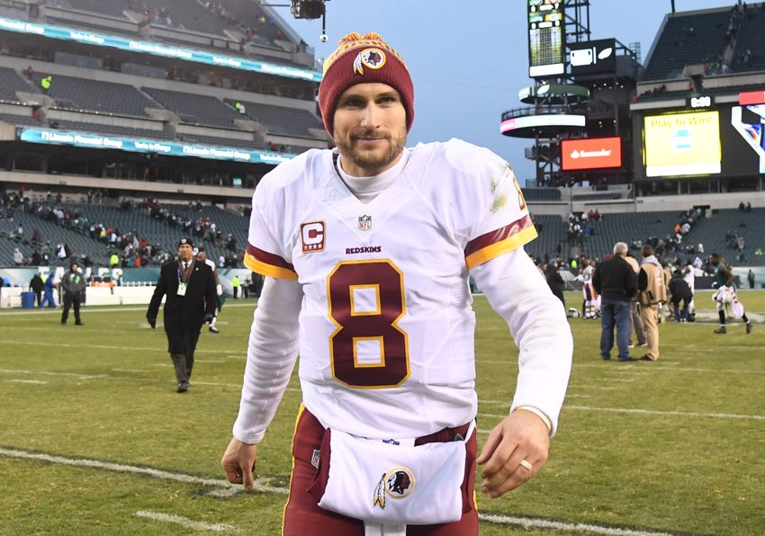 Kirk Cousins Unlikely to Sign New Contract Before Franchise Tag Deadline