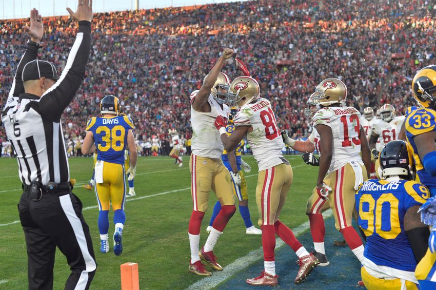 Kaepernick Leads 49ers To Comeback Victory Over Rams