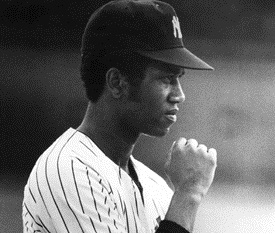 Paul Blair who won 2 World Series titles with the Yankees passed away Wednesday at the age of 69. (Photo courtesy National Baseball Hall of Fame)
