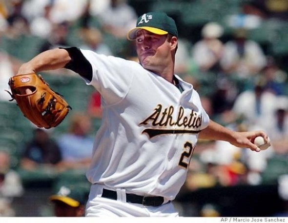 Mark Mulder announced on Tuesday that he is attempting to make a comeback to the big leagues.
